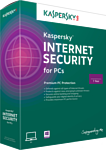 Kaspersky Internet Security 2015 (2 ПК, 1 год, продление)