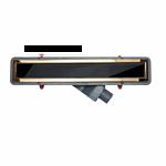 Pestan Confluo Premium Black Glass Line 300 Gold