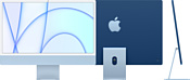 "Apple iMac M1 2021 24"" (MGPK3)"