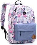 Just Backpack Vega (flamingo)