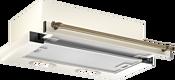 Elikor Интегра 60П-400-В2Л (молоко/рейлинг бронза)