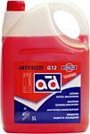 AD Antifreeze -35°C G12 Red Concentrate 5л