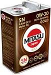 Mitasu MJ-103 0W-30 4л