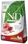 Farmina N&D Grain-Free Canine Chicken & Pomegranate Adult Mini (0.8 кг)