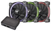 Thermaltake Riing Plus 14 LED RGB Radiator Fan TT Premium Edition (3 Fan Pack)