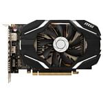 MSI GeForce GTX 1060 1544Mhz PCI-E 3.0 6144Mb 8008Mhz 192 bit DVI HDMI HDCP OCV1