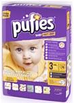 Pufies Baby Art&Dry 3 Midi (4-9 кг) 74 шт.