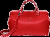 Lipault Lady Plume 34 см (красный)