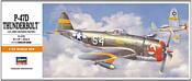 Hasegawa Истребитель-бомбардировщик Republic P-47D Thunderbolt