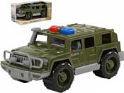 Полесье Джип военный патрульный Защитник (в коробке) 69283