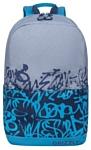 Grizzly RQ-010-2 15 (серый/синий/голубой)