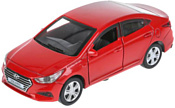 Технопарк Hyundai Solaris SOLARIS2-12-RD (красный)