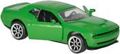 Majorette Premium 212053052 Dodge Challenger SRT Hellcat (зеленый)