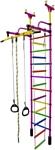 Формула здоровья Жирафик-1А Плюс (фиолетовый/радуга)
