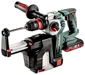 Metabo KHA 18 LTX BL 24 Quick Set ISA 5.5Ач+4Ач