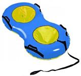 Тяни-Толкай Тент двойной R20 с клапаном (синий)