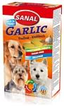 SANAL Garlic с чесноком для собак и щенков