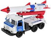 Технопарк Газ 66 Ракета Космос CT-1299-R-1