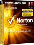 Norton Internet Security 2012 (5 ПК, 1 год)