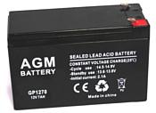 AGM Battery GP 1270 F1