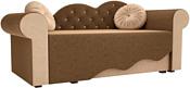 Mebelico Тедди-2 170x70 60506 (коричневый/бежевый)