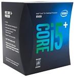 Intel Core i5+8400 Coffee Lake (2800MHz, LGA1151 v2, L3 9216Kb) + Optane Memory 16GB
