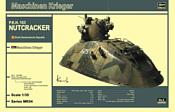 Hasegawa Беспилотный танк P.K.H. 103 Nutcracker