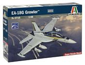 Italeri 2716 Палубный самолет EA-18G Growler