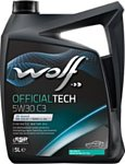 Wolf Official Tech 5W-30 C3 4л