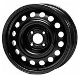 Trebl 9695 6.5x16/4x108 D65.1 ET31 Black