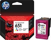 HP 651 (C2P11AE)