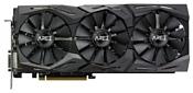 ASUS Radeon RX 580 1411MHz PCI-E 3.0 8192MB 8000MHz 256 bit DVI 2xHDMI HDCP Arez Strix Top Gaming