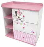 Polini Kids Disney baby 5090 Минни Маус-Фея (белый/розовый)