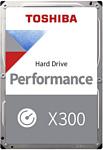 Toshiba X300 6TB HDWR160UZSVA