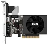 Palit GeForce GT 710 954Mhz PCI-E 2.0 2048Mb 1600Mhz 64 bit DVI HDMI HDCP