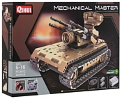 QiHui Mechanical Master 8012 Зенитный танк