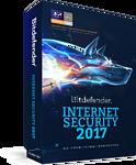 Bitdefender Internet Security 2017 Home (1 ПК, 1 год)