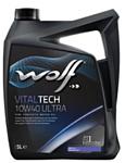 Wolf VitalTech Ultra 10W-40 5л