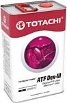 Totachi NIRO ATF DEX III гидрокрекинг 4л