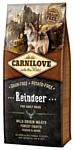 Carnilove Carnilove Reindeer for adult dogs (12 кг)