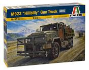 Italeri 6513 Бронированный вооружённый грузовик M923 Hillbilly