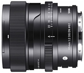 Sigma AF 65mm F/2 DG DN Contemporary Sony E