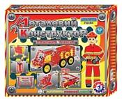 ТехноК Металлический 2056 Пожарный транспорт
