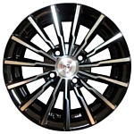 NZ Wheels SH647 6.5x16/5x108 D63.3 ET52.5 BKF