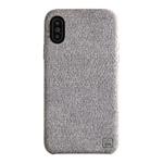 Uniq Feltro для Apple iPhone X (серый)