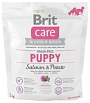 Brit Care Puppy Salmon & Potato (1 кг)