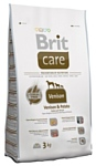 Brit (3 кг) Care Sensitive Venison & Potato