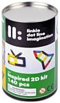 Linkie 2D kit Inspired 140 деталей