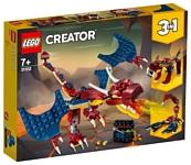 LEGO Creator 31102 Огненный дракон
