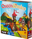Blue Orange Queendomino (Лоскутная империя)